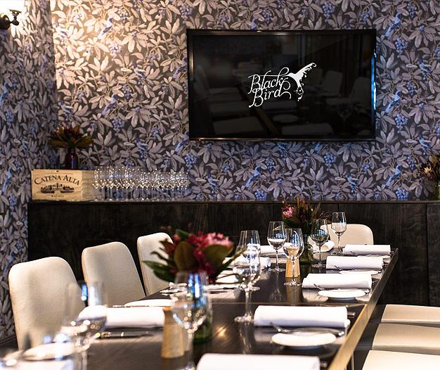 Blackbird Bar & Grill