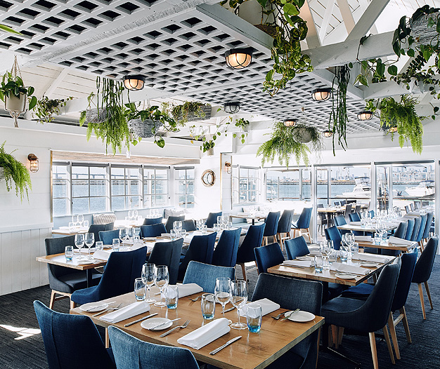 Pier Farm – Waterfront Venue with City Views