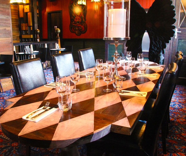 The Woodlands Hotel – Pub Function Room