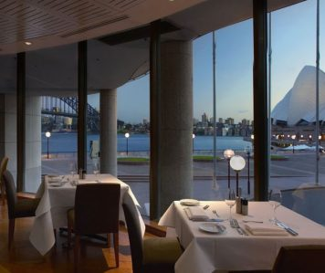 Aria Restaurant – Waterfront venue with views