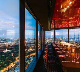 Eureka 89 Events & Dining – Bay & City Views