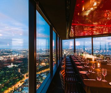 Eureka 89 Events & Dining – Bay & City Views
