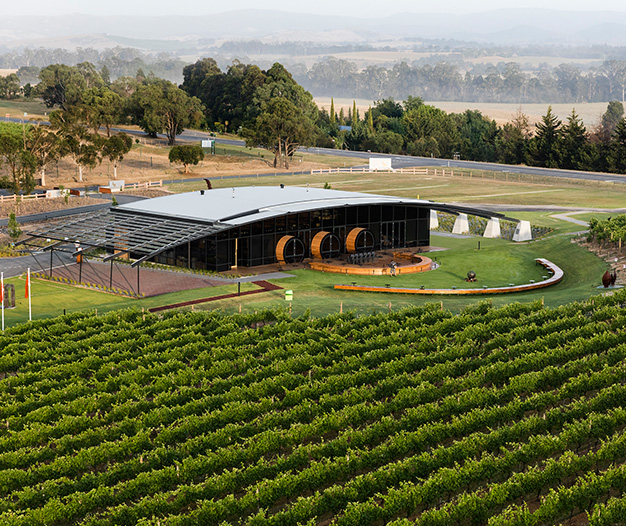 Ezard At Levantine Hill