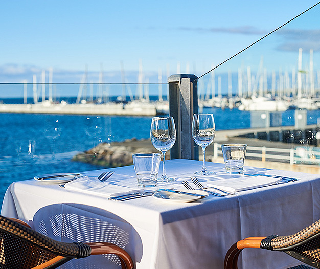 Le Parisien – French Restaurant, Waterfront