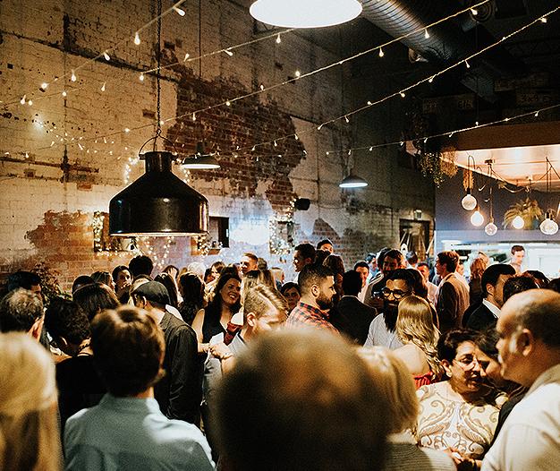 Lux Foundry – Warehouse Venue Hire