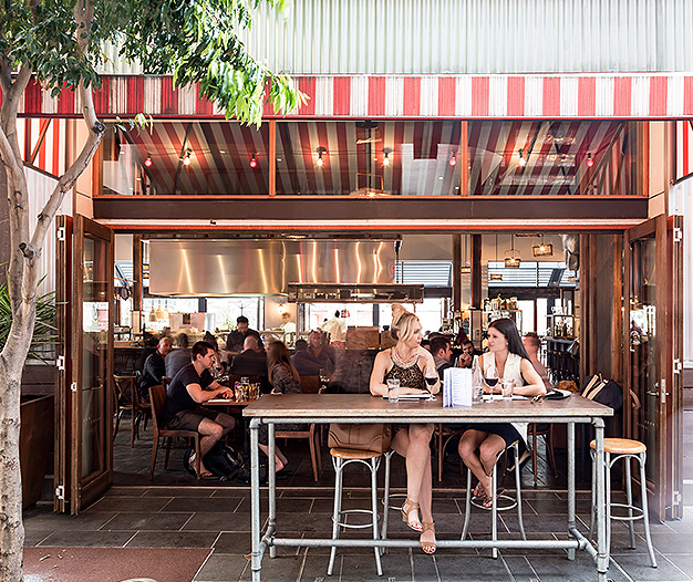 Meat Market South Wharf – Waterfront