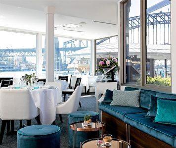 Sails on Lavender Bay Restaurant