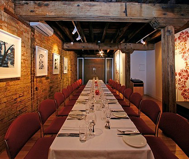 Unique Function Rooms at The Henry Jones Art Hotel Hobart