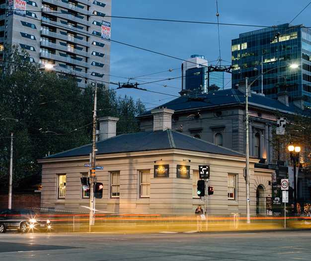 The Mint Bar and Restaurant – Historic Weddings