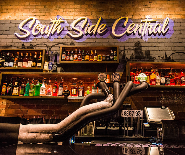 Southside Central – Rooftop Bar Functions