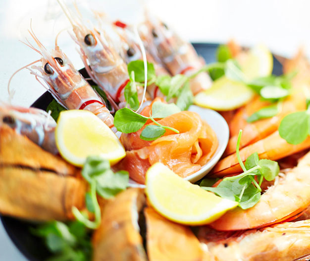 Waterfront Seafood Bar Grill – Unique Function Space