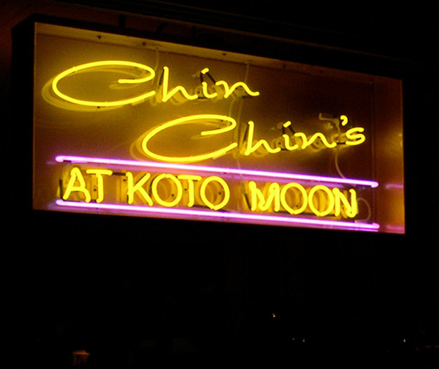 Chin Chin's At Koto Moon – Private Room