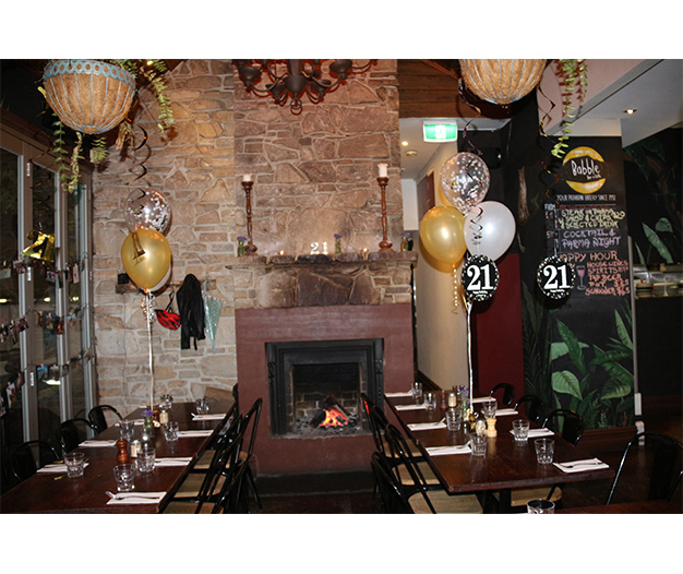 Babble Bar and Cafe – Party Venue