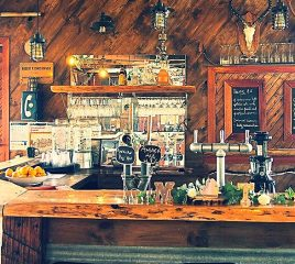 Bonfire Station – Farm Stay & Microbrewery