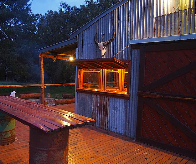 Bonfire Station – Farm Stay & Microbrewery