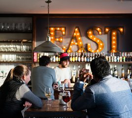 East of Everything – Party Venue City Views