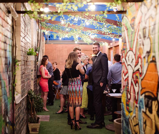 Hidden Alley – South Melbourne Bars