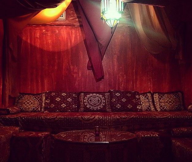 Mofo & Morocco Lounge – Private Spaces