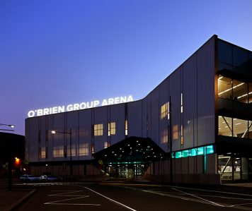 O'Brien Group Arena – Unique Conferences