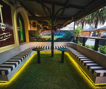 Secret Garden – Unique Function Space