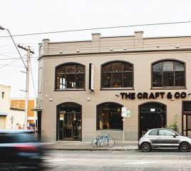 The Craft & Co – Brewhouse Bar & Eatery