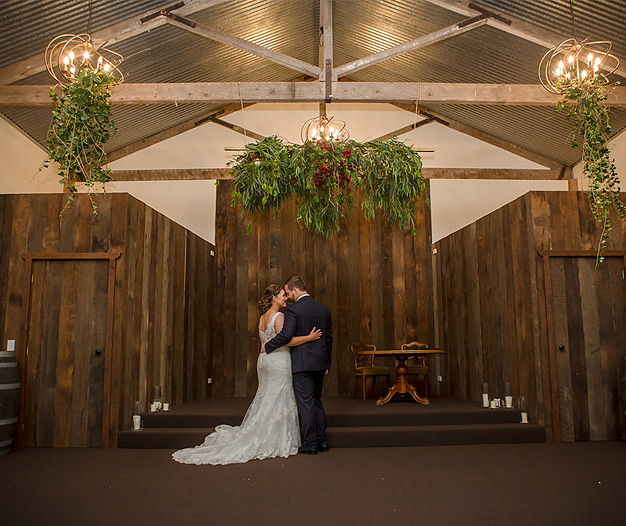 The Shearing Shed – Country Weddings