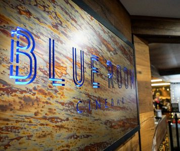 Blue Room Cinebar – Private Functions