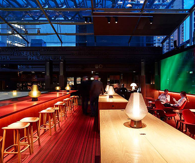 Cafe Sydney – Private dining Room & Rooftop Terrace