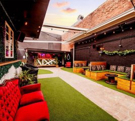 Capulet Bar – 21st Birthday Party Venue