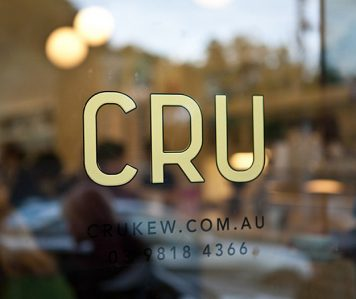 Cru Wine Bar & Kitchen