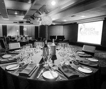 Ipswich Civic Centre – Conference Hire