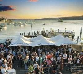 Manly Wharf Hotel – Northern Beaches Function & Party Venue Hire
