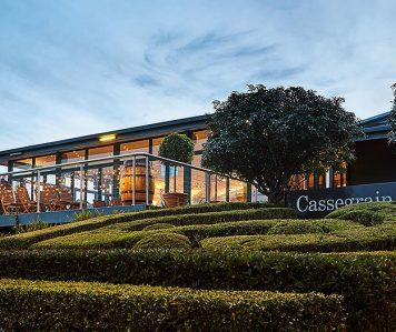 Seasons at Cassegrain Winery – Garden