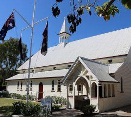 St Johns Bulimba – Weddings & Funerals