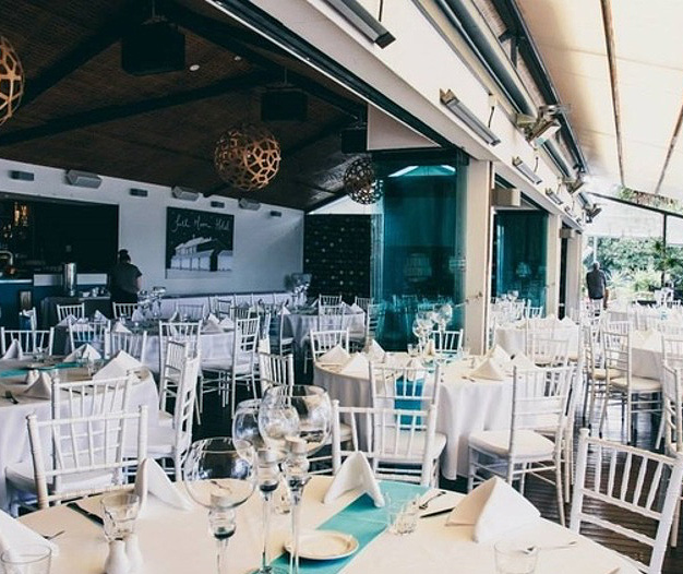 The Full Moon Hotel – Function Spaces
