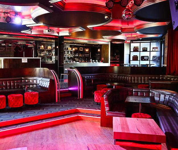 The Oxford Hotel – Cabaret & Cocktai Party Venue
