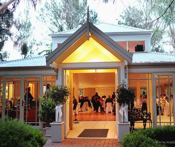The Pavillion Function Centre – Country Wedding Venues